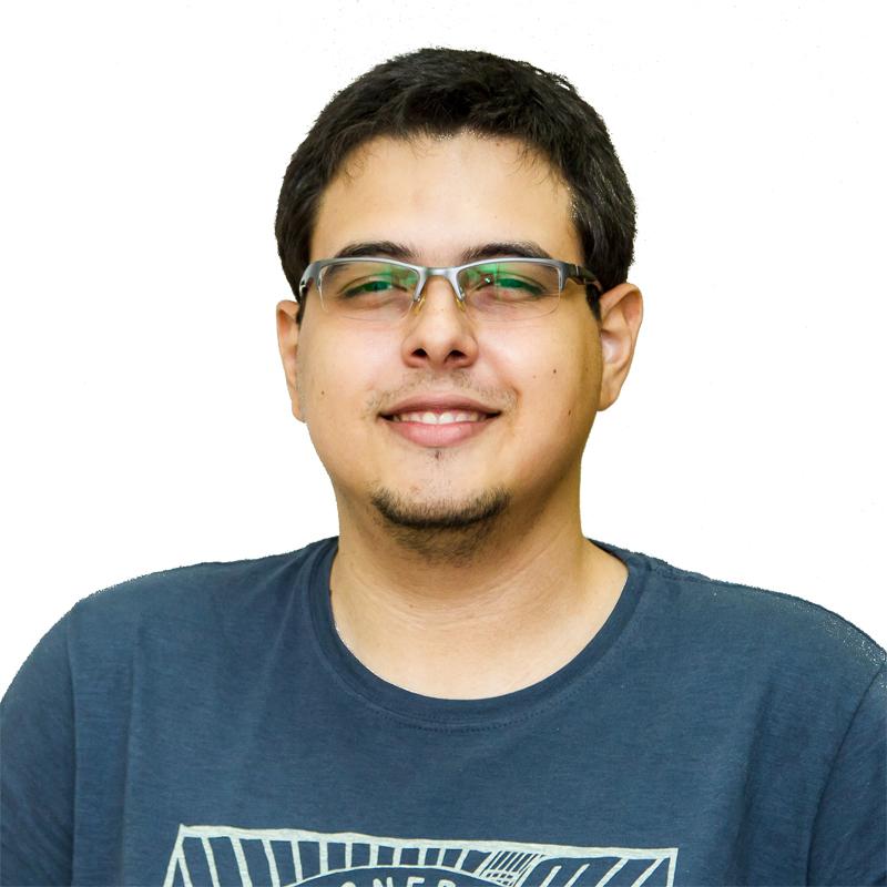 Renan Reis da agência de marketing digital no Recreio dos bandeirantes